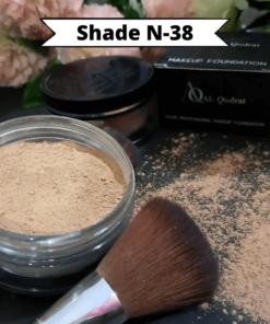 makeup foundation shade N-38