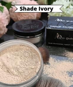 Makeup Foundation shade Ivory